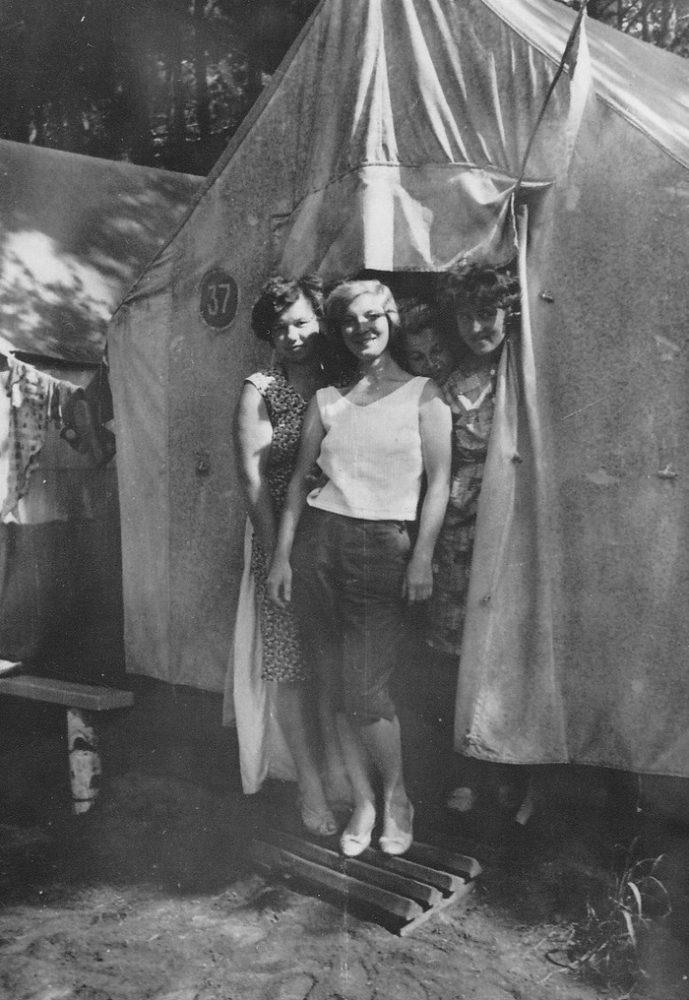 Девушки СССР! Ностальгический обзор: 100 редких фотографий