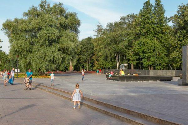 Мемориал погибшим в Великой Отечественной войне 1941-1945