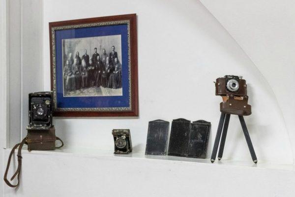 Фотоателье в церковно-археологическом музее