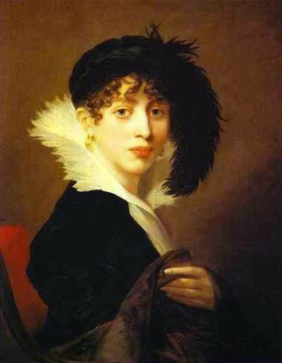 Младшая дочь Пиковой дамы - Софья (супруга графа Павла Строганова)