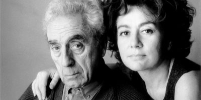 April 1995, Paris, France --- Antonioni is an Italian director who was born in 1912. His first movie was Cronoca di un Amore (1950) and he also directed movies in English such as Blowup (1966) and Zabriskie Point (1970). --- Image by © Fabian Cevallos/Sygma/Corbis