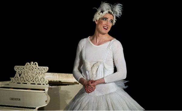 Спектакль «Бешеная балерина»