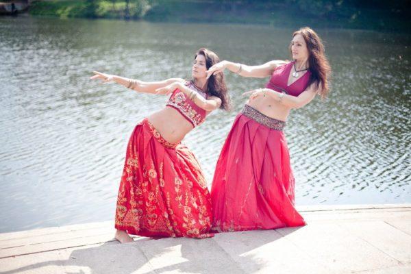 Танец «Мандала» с Еленой Ворониной