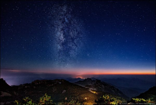Млечный Путь: прогулка по звездному колесу