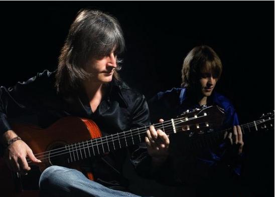 Гитарный дуэт Роза Ветров