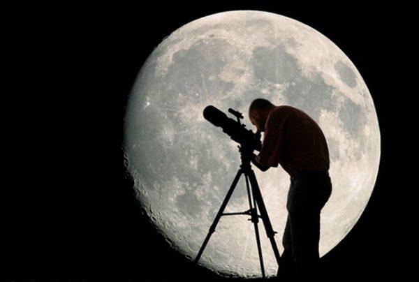 Наблюдения в телескоп