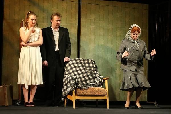 Спектакль Три романса о любви