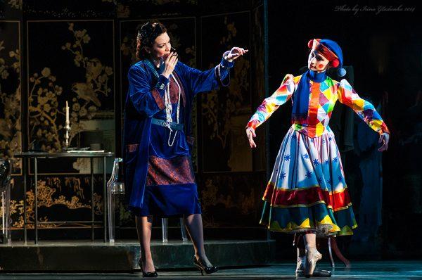 Опера-мюзикл Коко Шанель: страницы жизни