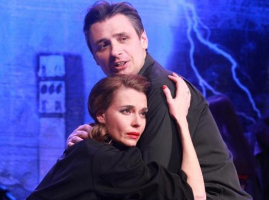 Спектакль Мастер и Маргарита