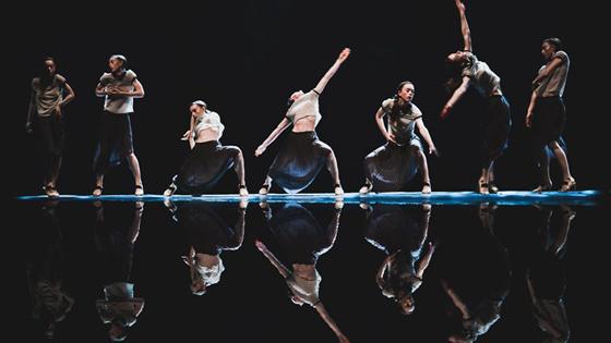 Премьера хореографического спектакля «Голос»
