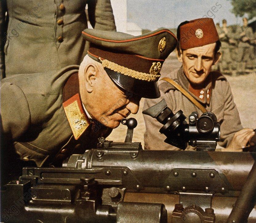сателлитов Гитлера.