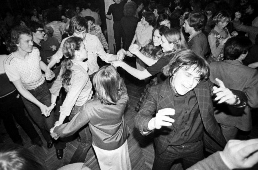 танцы ссср