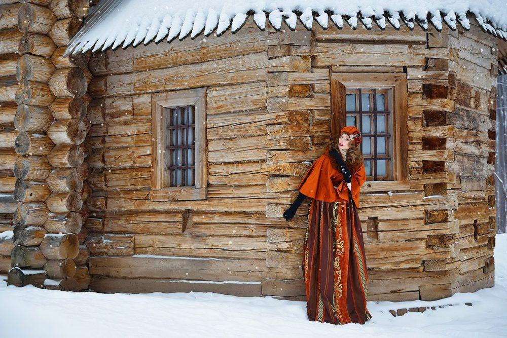 Фотопроект «A-la Russe»