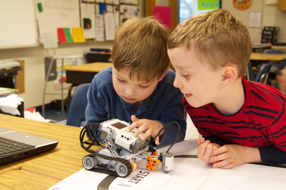 Занятие по Робототехнике для детей от 6 лет