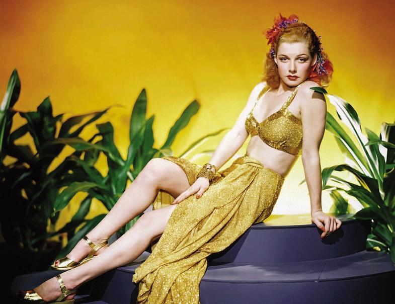 Американская кинозвезда Ann Sheridan, фотограф George Hurrell, 1941