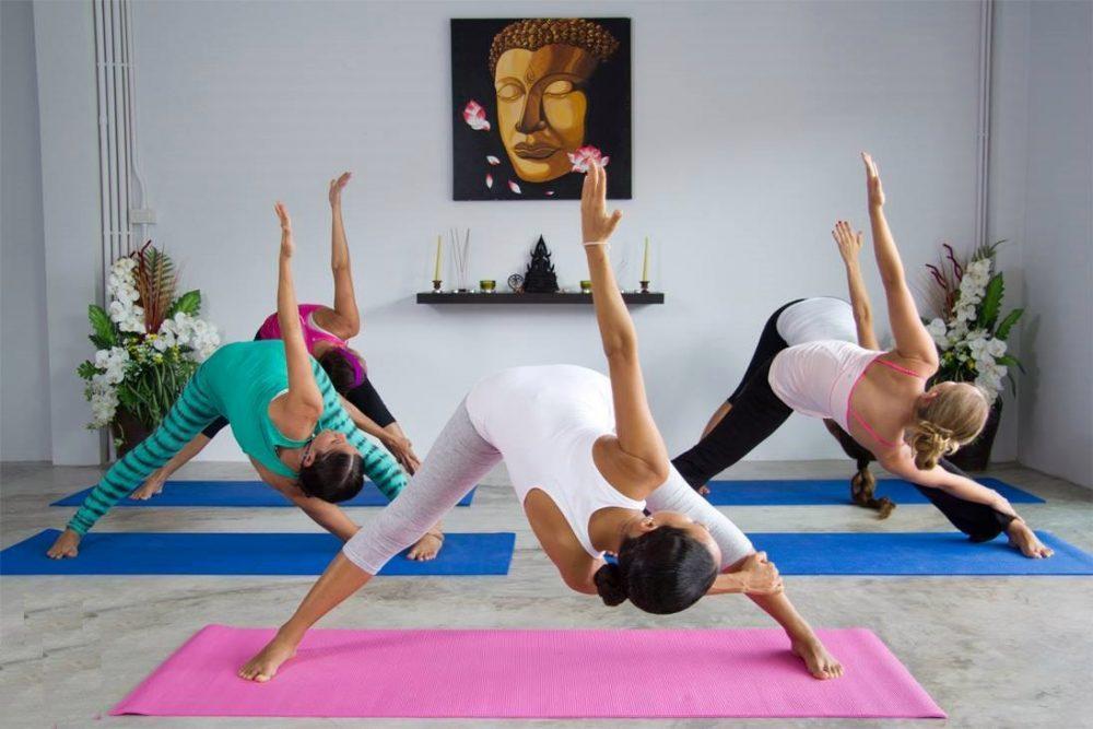 Йога в Психологической Мастерской «Зебра»