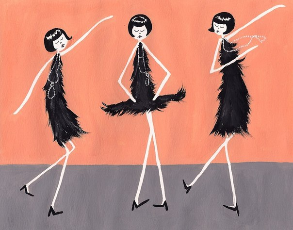 Расписание на понедельник: Школа танцев Dancing Company