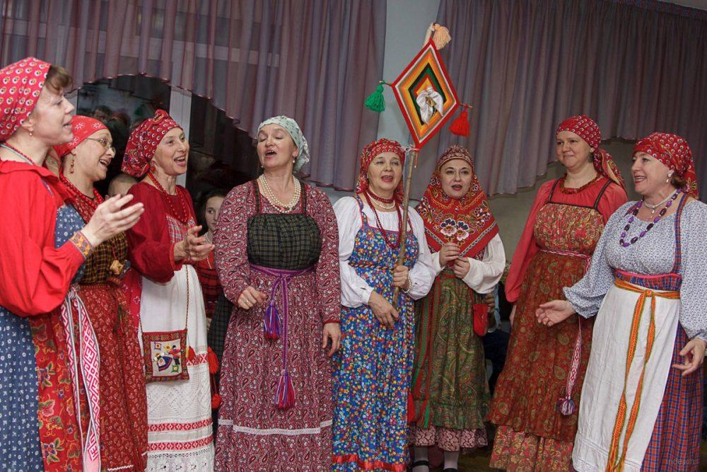 Вечёрки в Традиции от РусскогоПространства