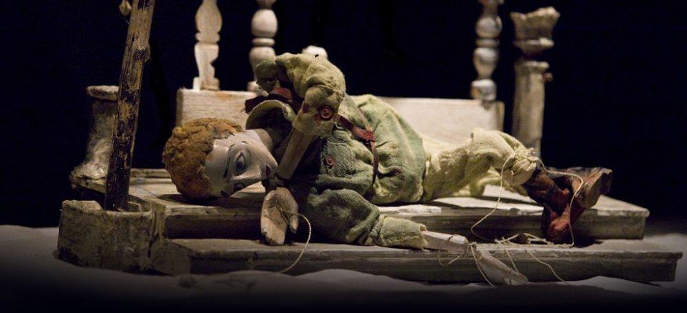 Спектакль театра марионеток: Сталинград