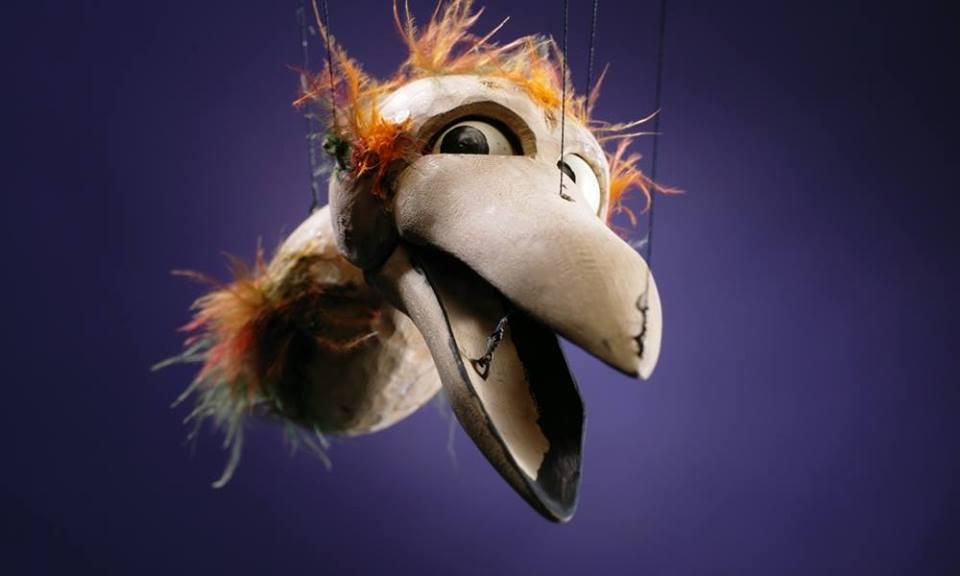 Спектакль театра марионеток: Осень моей весны