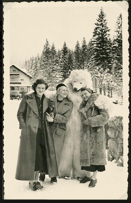 Шок: Фотографии из частного альбома любовницы Гитлера - Евы Браун