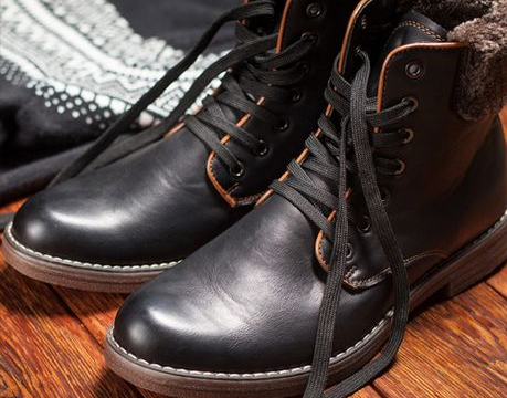 Распродажа мужской обуви со скидками до 50%
