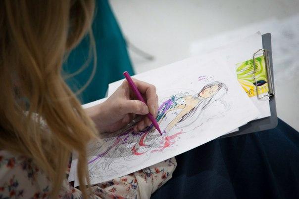 Арт терапевтическая мастерская  365 ОТТЕНКОВ ЖЕНСКОГО