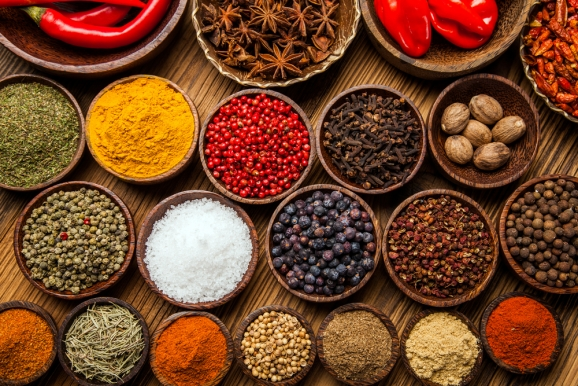 Мастер-класс Индийская кухня