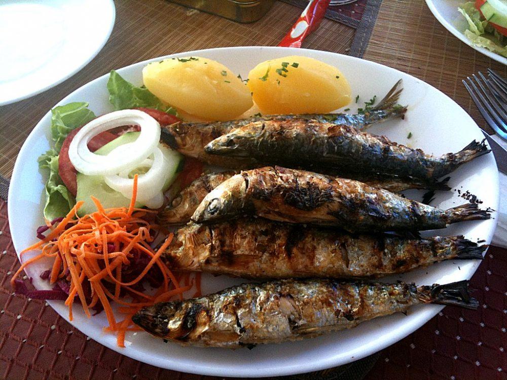 Неделя Португальской Кухни и Культуры