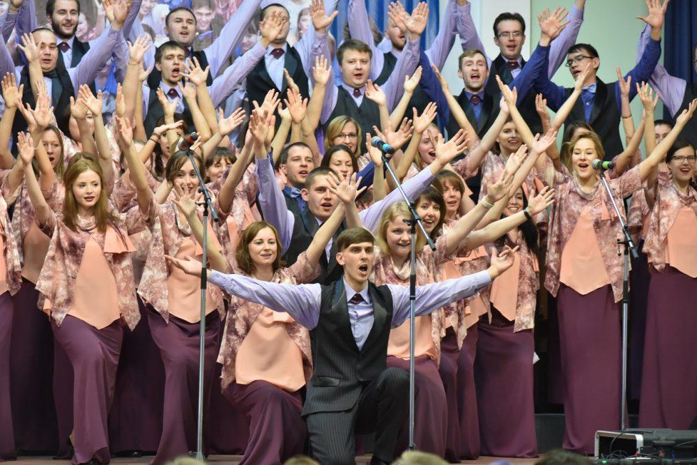 Юбилейный концерт хора НГЛУ им. Н.А.Добролюбова