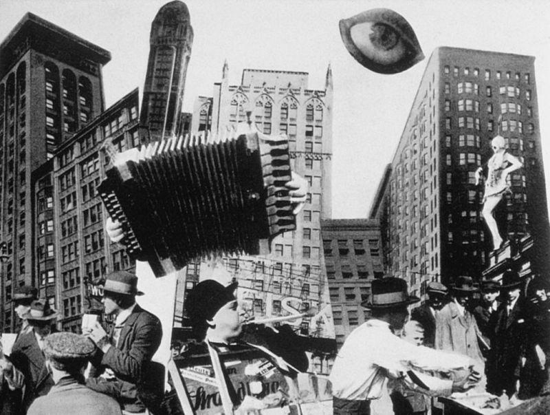 Немое кино: Берлин, симфония большого города/Человек с киноаппаратом