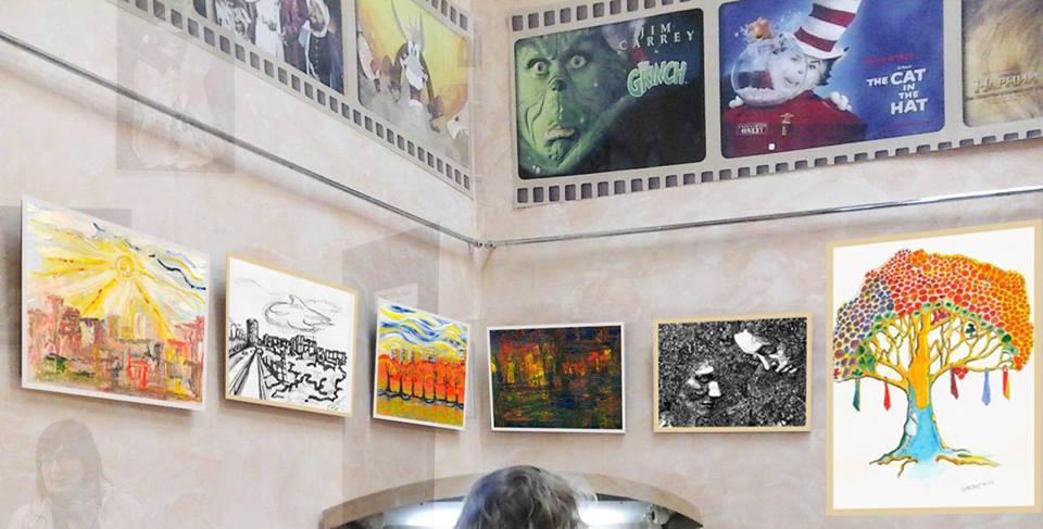 Выставка Рукописный город