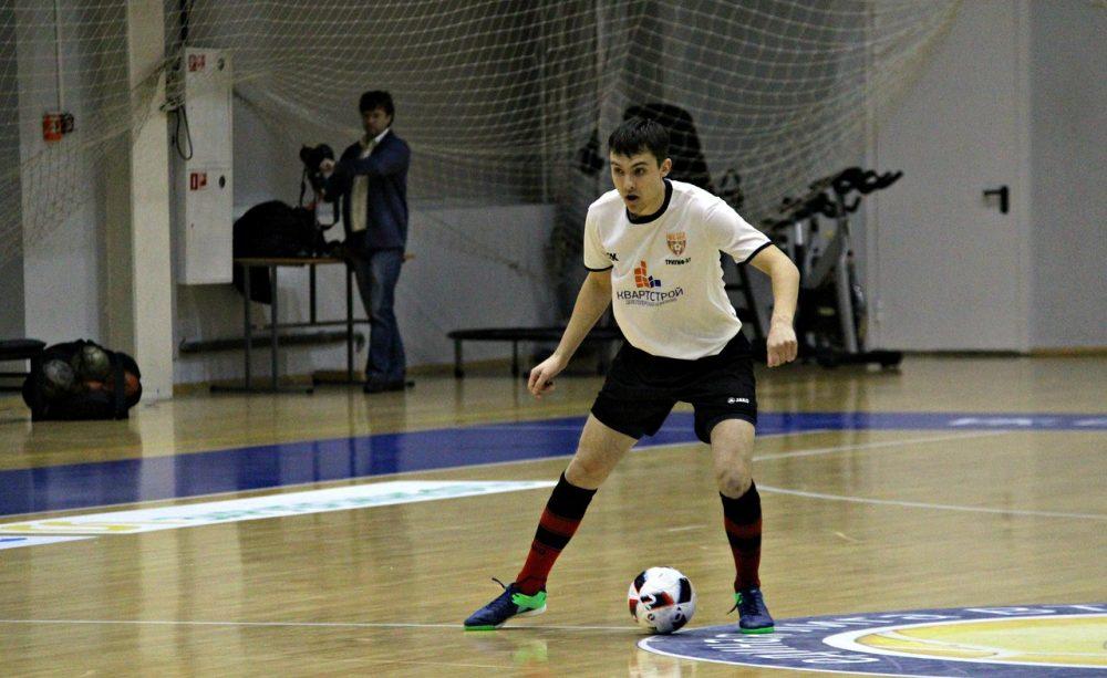 Минифутбол: игра нижегородских команд