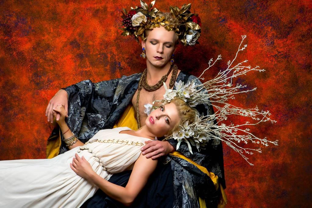 Спектакль Калигула