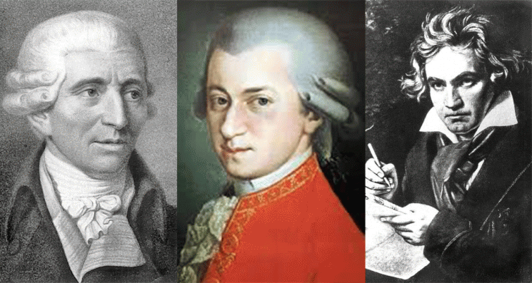 Концерт второй: Вена — город двух революций