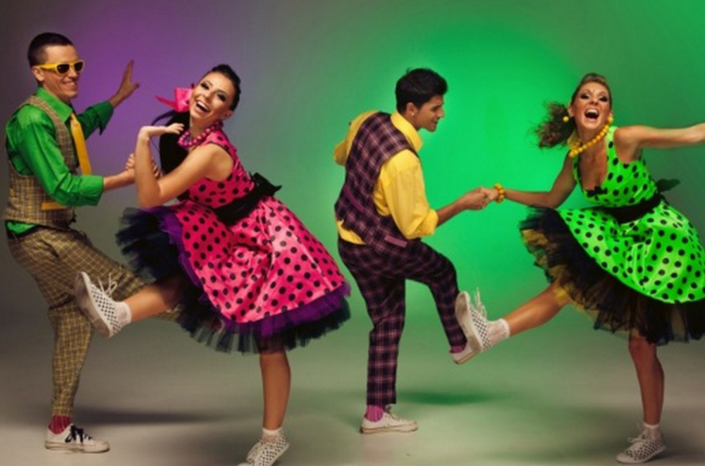 Открытые Уроки в студии Dancing Company