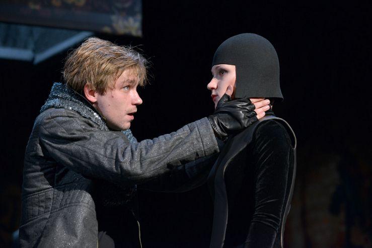 Гастроли Театра им.М.Н.Ермоловой. Спектакль «Гамлет»