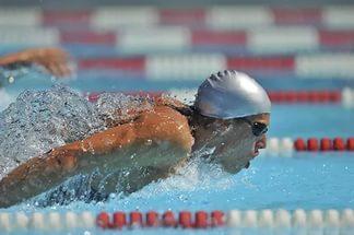 Встреча по плаванию- Олимпийские горизонты