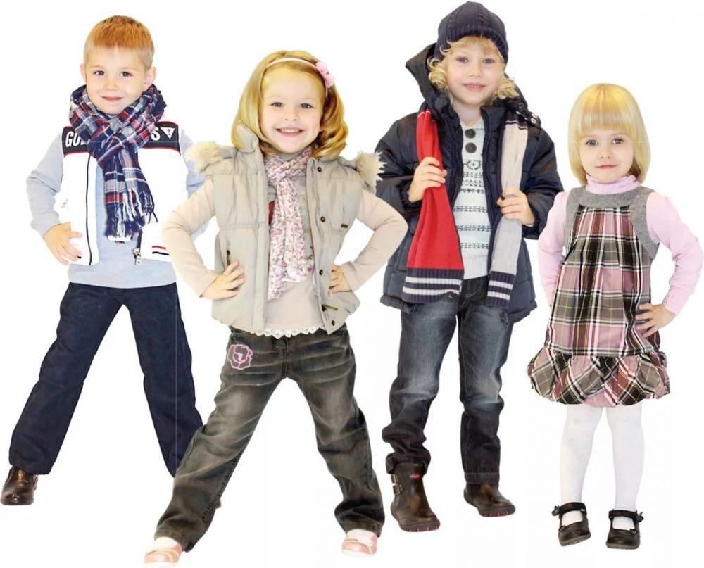 Скидки до 70% на детскую одежду и обувь