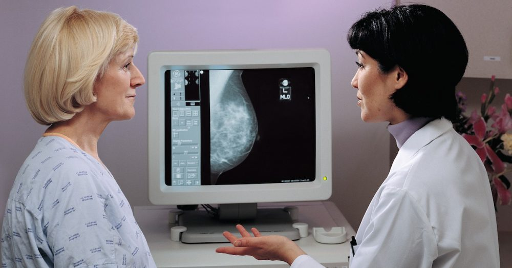 Цифровая Маммография за 1100 руб.