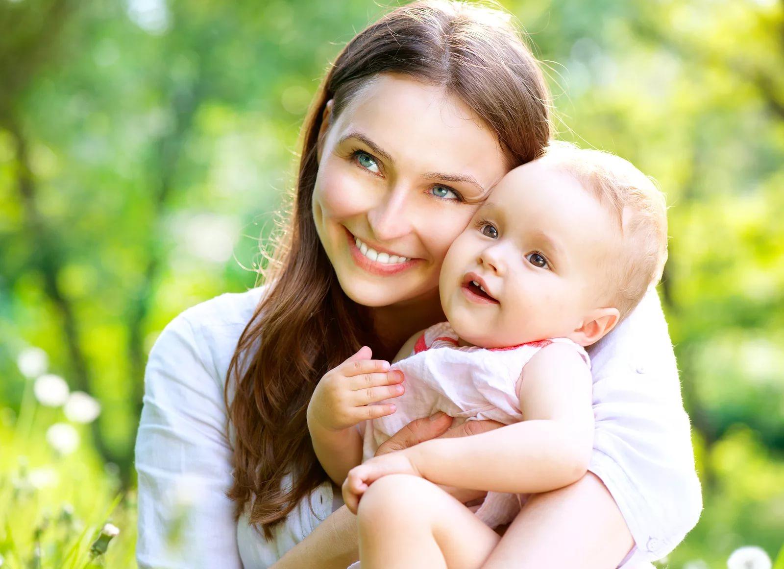 Как сделать красивое фото мамы 480