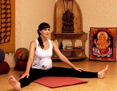 Преподаватель йоги для беременных 45