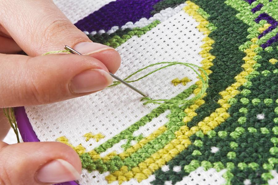 Что вышивать на вышивку