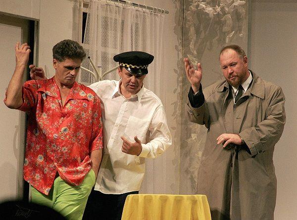 «Слишком женатый таксист» (Рэй Куни) Комедия в 2-х действиях