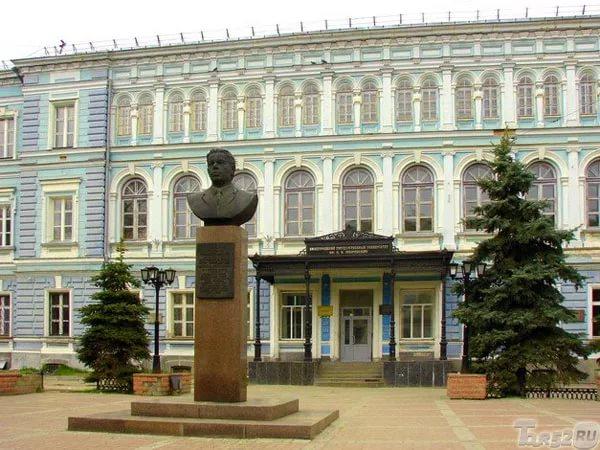 Студенческий драматический театр Университета Лобачевского Нижний Новгород