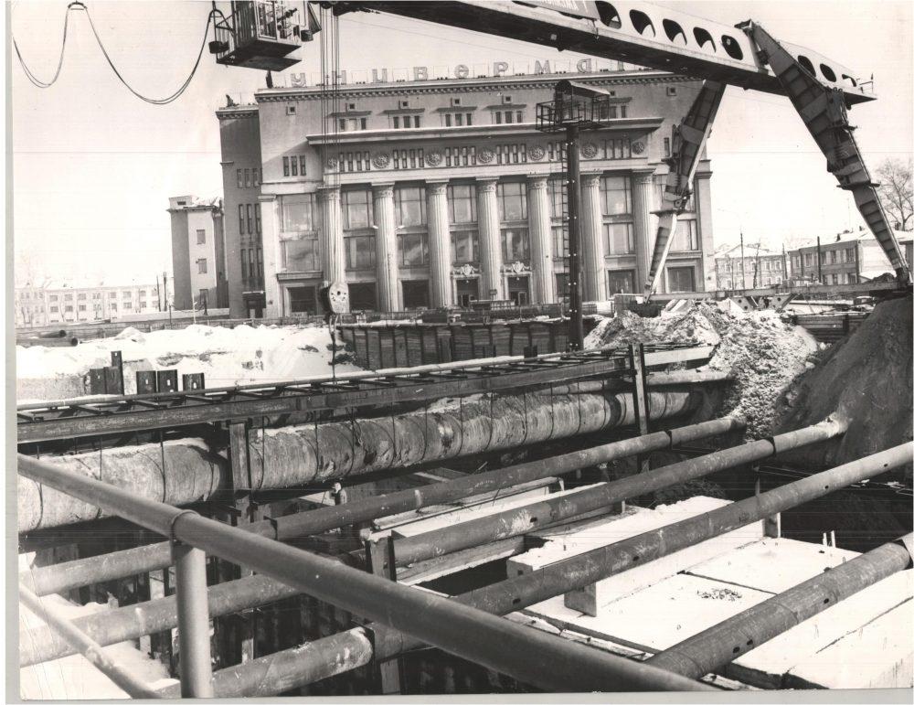 Московский вокзал Гордеевка и Канавино - ретро-фотки