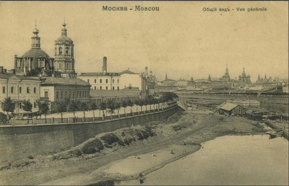 фото москвы на старых открытках количества слоев фаты