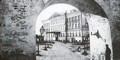 Художественный музей на набережной / НГХМ