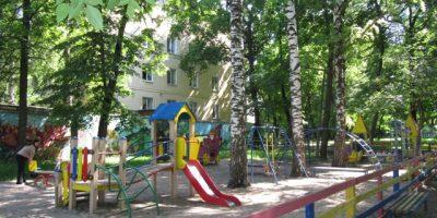 Парк им. Свердлова