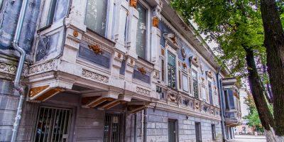 Литературный музей А.М. Горького- гл. здание